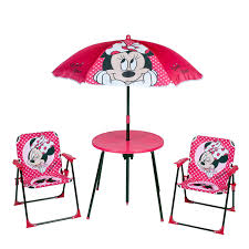 Kids Patio Chairs by 286985 Minnie Patio Set1 Camilla U0027s Birthday Ideas Pinterest