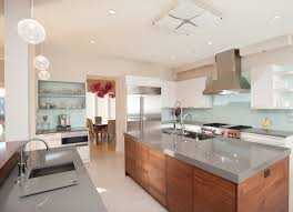 kitchen island countertop ideas kitchen countertop ideas 30 fresh and modern looks