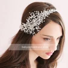 hair accessories malaysia 2017 new beaded bridal party wedding hair