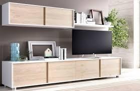 boom muebles mueble comedor blanco 8 mueble de sal n en color blanco y