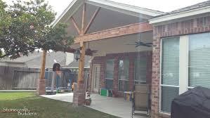 Houston Patio Builders Outdoor Covered Patio Builders In Houston Stonecraft