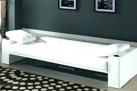 canapé lit blanc banquette lit une personne related post canape lit convertible 1