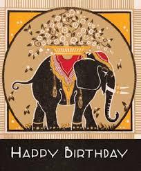archivist elephant birthday card app003
