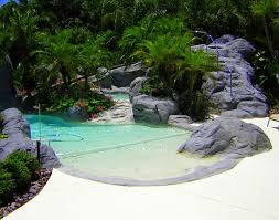 backyard pond swimming pool outdoor furniture design and ideas