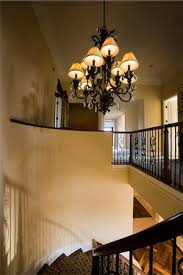 staircase chandelier lights stock photos page 1 masterfile