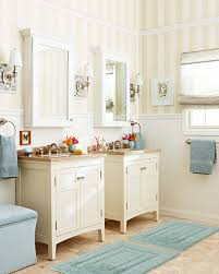 Allen And Roth Bathroom Vanity by Relaxing Bath With Natural Stone Flooring Traditional Bathroom