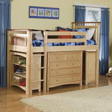 Bunk Beds With Storage Drawers by Bolton Bennington Low Loft Bed With Storage