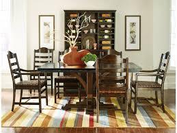 stanley pedestal dining table stanley furniture dining room pedestal table base 135 81 236 emw