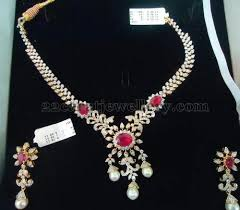 simple diamond sets dazzling indian diamond set diamond indian jewelry and