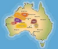 facts australian deserts springs desert park