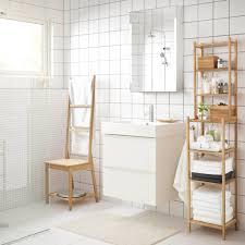 Bamboo Bathroom Cabinet Bathroom Furniture Bathroom Ideas At Ikea Ireland Impressive
