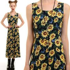 90s dress floral dress 90s style how to wear 90s floral grunge