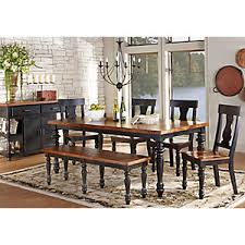 Rooms To Go Dining Room by Hillside Cottage Black 5 Pc Dining Room Dining Room Sets Black