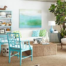 Turquoise Side Table Glass Side Table Wisteria
