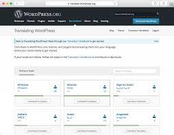 translate wordpress org glotpress u2013 translate wordpress