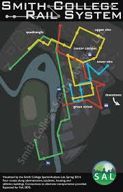 Smith College Map Smith College Rail System U2013 Smith Gis