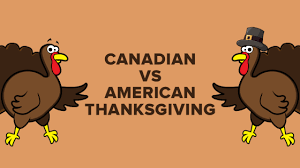 the differences between canadian us thanksgiving daniel