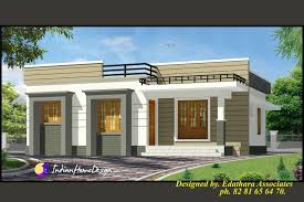 998 sqft modern single floor kerala home design