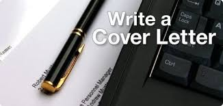 how to write a cover letter a new beginning