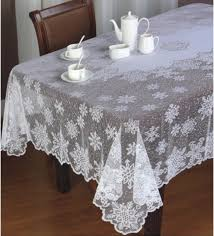 decor u0026 tips lace tablecloths for oblong tablecloth with