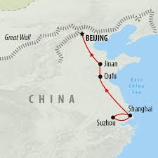 Harbin China Map by China Tours Holidays To China On The Go Tours Au