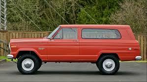1960 jeep wagoneer what was it used for 1974 jeep cherokee