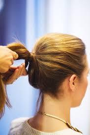 blax hair elastics hairstyle how to ponytails
