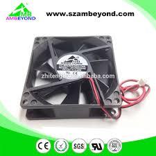 80 80 25mm dc 12v 24v 48v cooler cooling fan for pc case power
