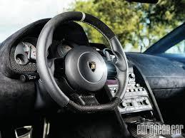 Lamborghini Gallardo Custom - 2008 lamborghini gallardo superleggera european car magazine