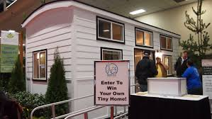 Tuff Shed Tiny House by 10 Tiny Homes Cabins And Sheds At The Seattle Home Show Curbed