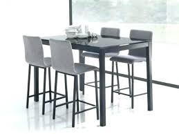 tabouret de bar pour cuisine chaise pour table haute cool ikea table haute pour idees de deco de