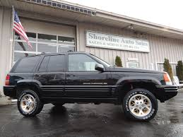 jeep grand cherokee limited 1997 jeep grand cherokee limited shoreline auto sales