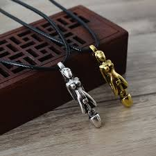 wedding gift necklace new men and women pose couples wedding gift jewelry gift