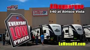Kinds Of Tables by La Mesa Rv Of Albuquerque Has All Kinds Of Towables For You To