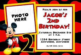 mickey mouse invitation templates u2013 29 free psd vector eps ai