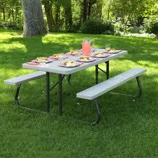 Lifetime Folding Picnic Table Lifetime 22119 30