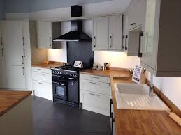 Kitchen Wallpaper Ideas Leighton Grey Kitchen From Magnet New House Plans And Ideas