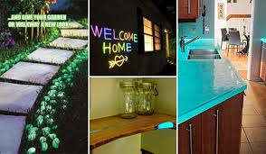 Make a GlowInTheDark Project for Home Decor  Amazing DIY