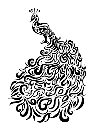 peacock coloring pages for kids voteforverde 14527