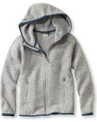 don u0027t miss this bargain kids u0027 l l bean sweater fleece hooded