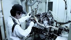 lexus manufacturer japan lexus tahara plant orchestrating precision craftsmanship youtube
