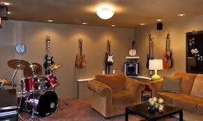 music room pamela sandall design
