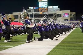 K State Campus Map by Kansas State University Marching Band Named Best In The Land