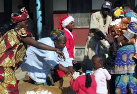 christmas in cameroon camerooniangrace