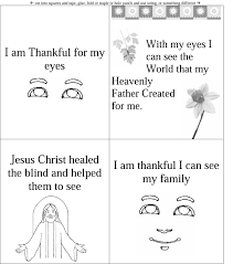 tithing coloring page i am thankful for my eyes lds lesson ideas