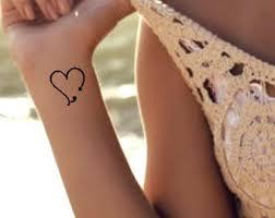 semicolon tattoo etsy