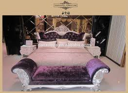 antique silver bedroom furniture king size solid wood bed buy
