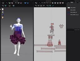 3d Fashion Design Software Artstation Wizard With Breakdown Vahid Ahmadi