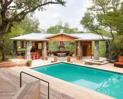 Pool House Ideas by Swimming Pool House Designs 25 Best Ideas About Modern Pool House