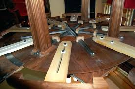 expanding cabinet dining table round expanding dining table kinoed me